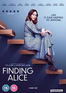 Finding Alice 2021 DVD