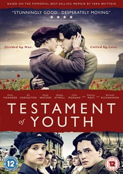 Testament of Youth 2015 DVD - Volume.ro