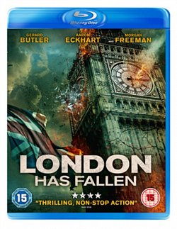 London Has Fallen 2016 Blu-ray / with UltraViolet Copy - Volume.ro