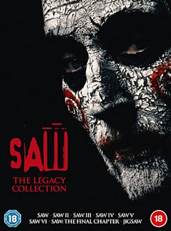 Saw: The Legacy Collection 2017 DVD / Box Set - Volume.ro
