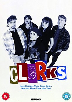 Clerks 1994 DVD - Volume.ro