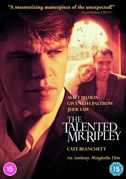 The Talented Mr Ripley 1999 DVD - Volume.ro