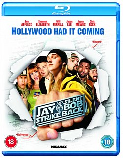Jay and Silent Bob Strike Back 2001 Blu-ray - Volume.ro