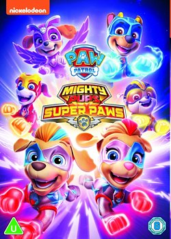Paw Patrol: Mighty Pups - Super Paws 2019 DVD - Volume.ro
