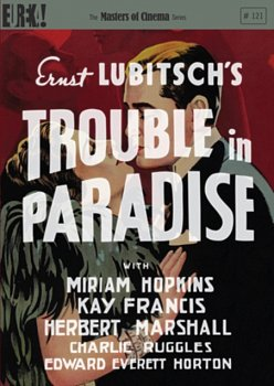 Trouble in Paradise - The Masters of Cinema Series 1932 DVD - Volume.ro