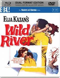 Wild River - The Masters of Cinema Series 1960 Blu-ray / with DVD - Double Play