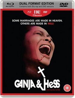 Ganja and Hess 1973 Blu-ray / with DVD - Double Play - Volume.ro