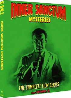 Inner Sanctum Mysteries: The Complete Movie Collection 1945 Blu-ray / Slipcase
