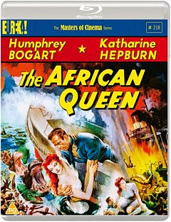 The African Queen - The Masters of Cinema Series 1951 Blu-ray
