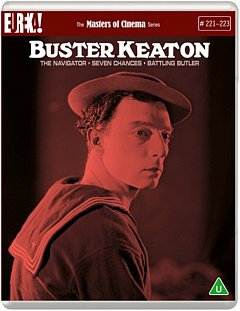 Buster Keaton: The Navigator/Seven Chances/Battling Butler 1926 Blu-ray