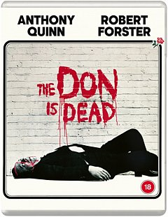 The Don Is Dead 1973 Blu-ray