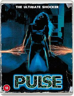 Pulse 1988 Blu-ray / Limited Edition O-Card Slipcase + Collector's Booklet