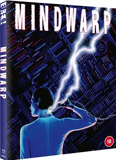 Mindwarp 1991 Blu-ray / Limited Edition O-Card Slipcase + Collector's Booklet