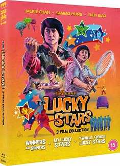 The Lucky Stars 1985 Blu-ray / Limited Edition Collector's Slipcase Box Set