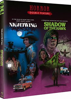 Nightwing/Shadow of the Hawk 1979 Blu-ray / Collector's Edition