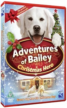 Adventures of Bailey: Christmas Hero 2012 DVD - Volume.ro