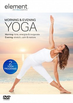 Element: Morning & Evening Yoga 2014 DVD - Volume.ro