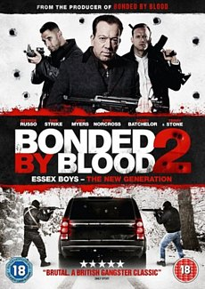 Bonded By Blood 2 - The Next Generation 2017 DVD