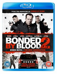 Bonded By Blood 2 - The Next Generation 2017 Blu-ray