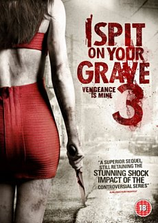 I Spit On Your Grave 3 2015 DVD