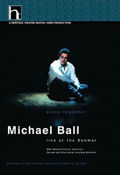 Michael Ball: Live at the Donmar 2001 DVD - Volume.ro