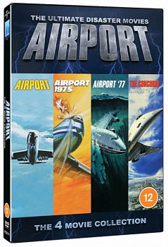 Airport: The Complete Collection 1979 DVD / Box Set - Volume.ro