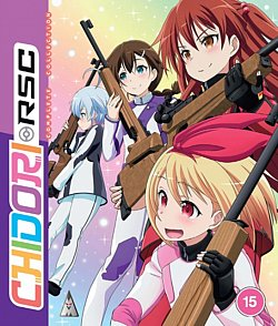 Chidori RSC: Complete Collection 2019 Blu-ray - Volume.ro