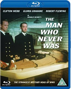 The Man Who Never Was 1956 Blu-ray / Remastered - Volume.ro