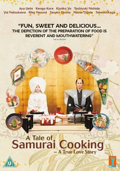 A   Tale of Samurai Cooking 2013 DVD - Volume.ro