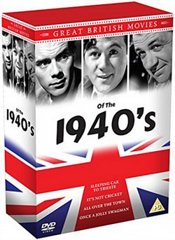 1940s Great British Movies 1949 DVD / Box Set - Volume.ro