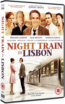 Night Train to Lisbon 2013 DVD - Volume.ro