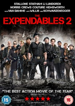 The Expendables 2 2012 DVD - Volume.ro