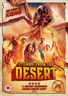 It Came from the Desert 2017 DVD