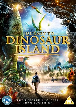 Journey to Dinosaur Island 2014 DVD - Volume.ro