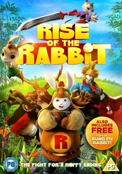 Rise of the Rabbit 2015 DVD - Volume.ro