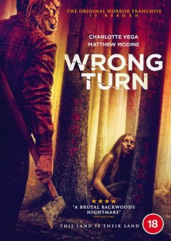 Wrong Turn 2021 DVD - Volume.ro