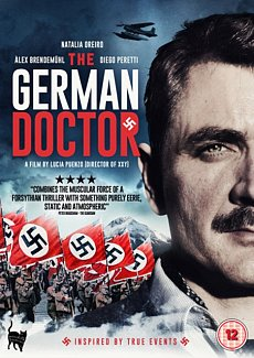 The German Doctor 2013 DVD