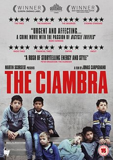 The Ciambra 2017 DVD