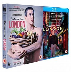 Postcards from London 2017 Blu-ray