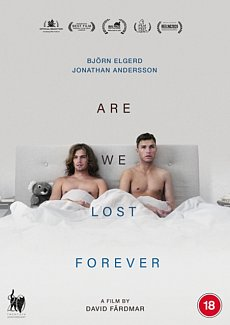 Are We Lost Forever 2020 DVD