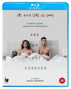 Are We Lost Forever 2020 Blu-ray