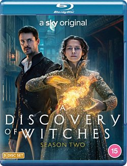 A   Discovery of Witches: Season 2 2020 Blu-ray / Box Set - Volume.ro