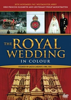 The Royal Wedding in Colour  DVD - Volume.ro