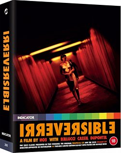 Irreversible 2002 Blu-ray / Limited Edition - Volume.ro