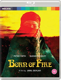 Born of Fire 1987 Blu-ray - Volume.ro
