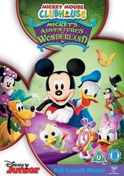 Mickey Mouse Clubhouse: Mickey's Adventures in Wonderland  DVD - Volume.ro