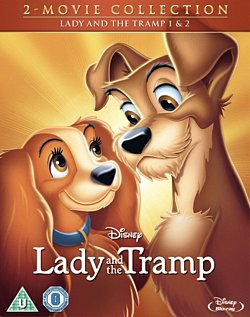 Lady and the Tramp/Lady and the Tramp 2 2001 Blu-ray / Amaray Case - Volume.ro