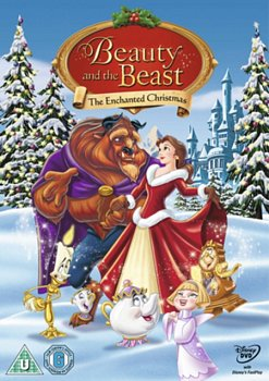 Beauty and the Beast: The Enchanted Christmas 1997 DVD - Volume.ro