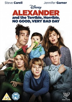 Alexander and the Terrible, Horrible, No Good, Very Bad Day 2014 DVD - Volume.ro