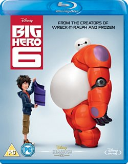 Big Hero 6 2014 Blu-ray - Volume.ro